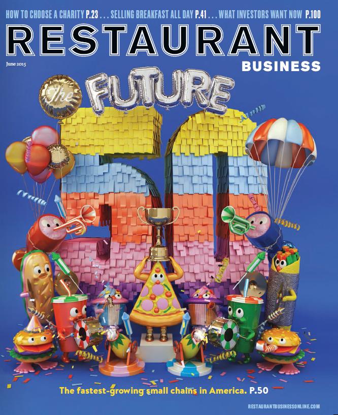 Restaurant Business Magazine June 2015 Issue