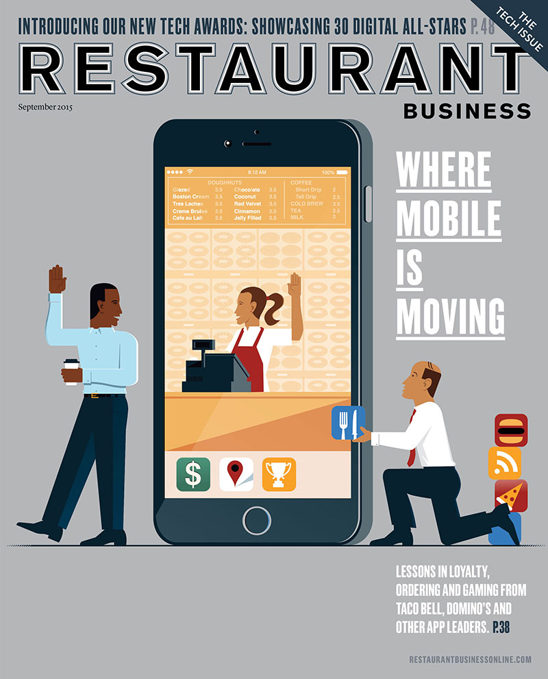 Restaurant Business Magazine September 2015 Issue