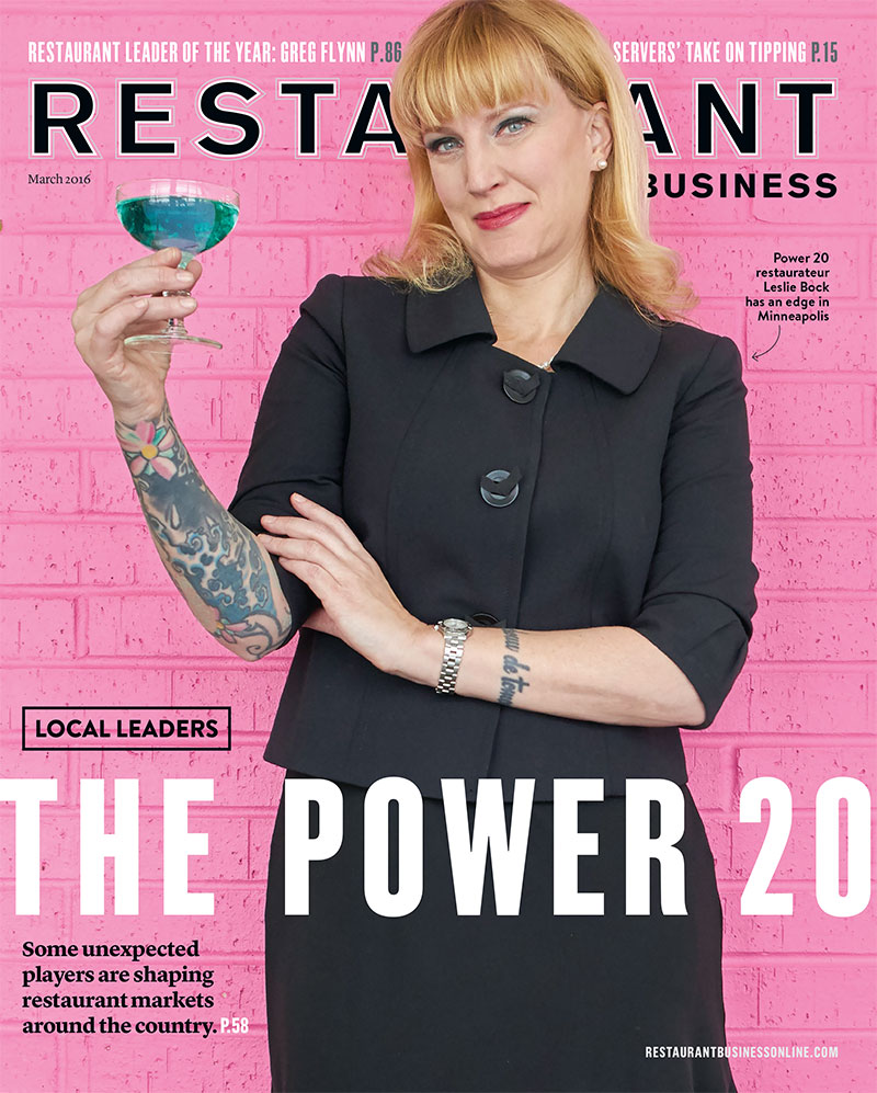 Restaurant Business Magazine March 2016 Issue