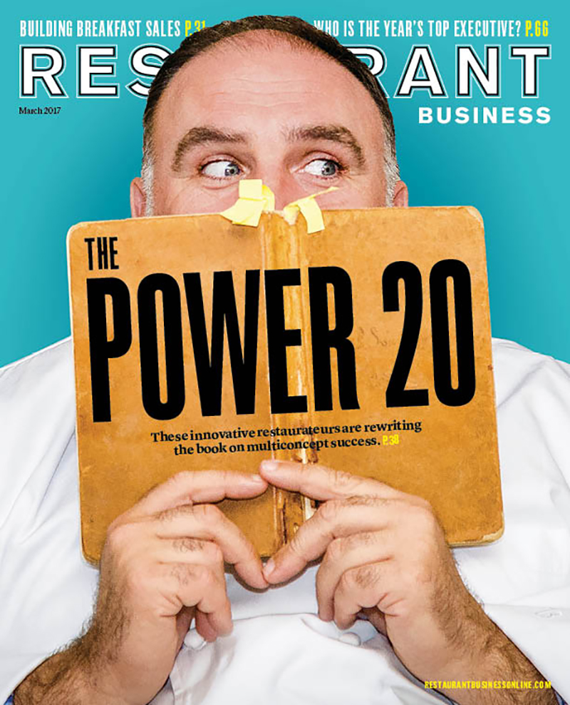 Restaurant Business Magazine March 2017 Issue