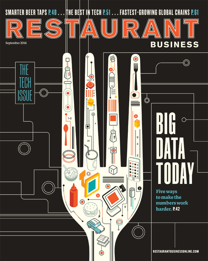 Restaurant Business Magazine September 2016 Issue