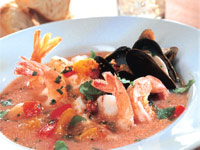 Brazilian Seafood Soup