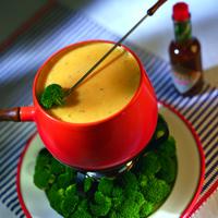 cheese broccoli fondue