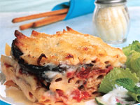 eggplant pastitsio