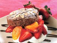 Chocolate Shortcake