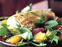 Basil Halibut