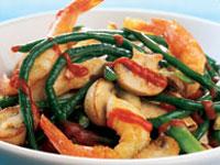 Wok Shrimp