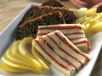 Cheese-Salmon Terrine