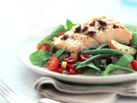 Roasted Cod Niçoise Salad