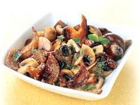 Sauté of Mixed Mushrooms