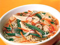 Vietnamese Chicken Soup