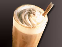 Frosted Gingerbread Latte