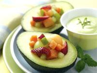 Summer Salad On the Half Shell