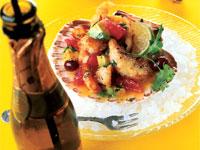 Seafood Escabeche
