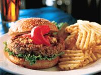 Grilled Veal Burger