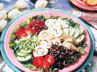 Alfresco Chicken-Wild Rice Salad