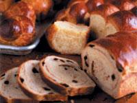 Raisin Brioche Dough