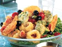 """""""Frito Misto"""" Salad"""