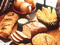 Onion Bacon Bread