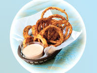 Buttermilk Spiced Onion Rings