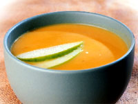 Curried Squash-Apple Bisque