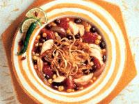 Alaskan Cod Chowder with Black Beans & Corn