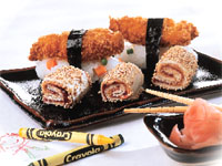 Sushi for Small Fry