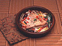 Sicilian-Style Tuna with Fennel
