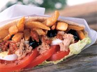 Tunisian Tuna Sandwich