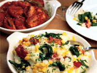 Potato- Parmesan Risotto