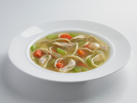 Chicken Noodle Soup with Master's Touch® All Natural Chicken Base