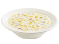 Corn & Clam Chowder with Master's Touch® All Natural Clam Base