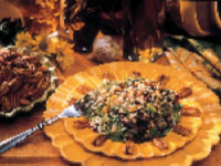 Georgia Pecan Pesto Salad