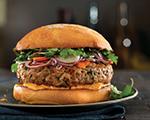 Pork Bahn Mi Burger