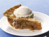 Laura's Blue Ribbon Caramel Apple Pie