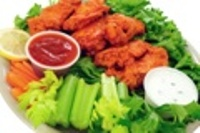 Gluten-Free Maple Chipotle Glazed Fried Chicken