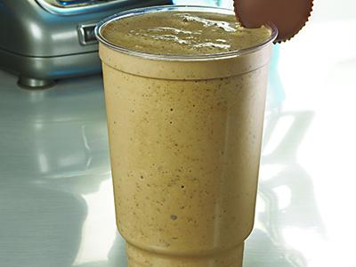 Chocolate Peanut Butter Cup Milkshake