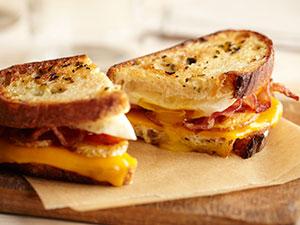 Farmer's Breakfast Sandwich