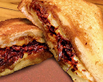 Ropa Vieja Beef Cheeks Grilled Cheese