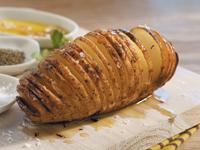 Idaho® Hasselback Potatoes