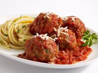 Meatballs in Zesty Tomato Sauce Featuring Heinz 57® Sauce