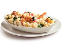 Shrimp Cavatappi Alfredo
