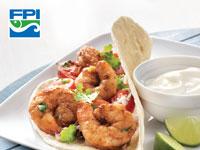 Shrimp Soft Tacos
