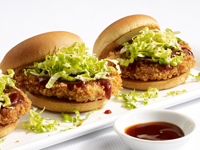 State Fair Pork Sliders Featuring Lea & Perrins® Signature Steak Sauce