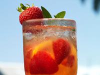 Strawberry Muddle