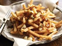 Pub-Style Poutine Fries