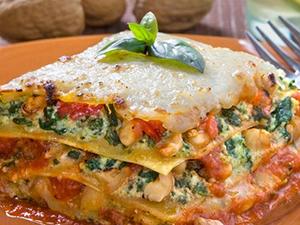 walnut lasagna