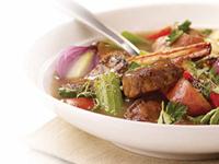 Gluten Free Farmer's Beef Stew