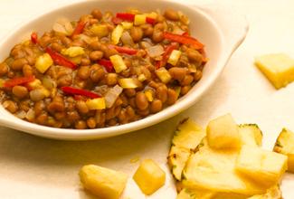 Big Kahuna Baked Beans