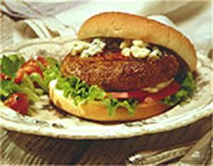 Blue Bayou Burger